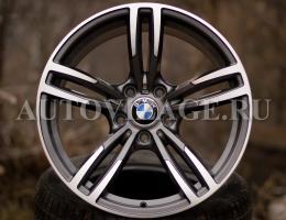 ЛИТЫЕ КОЛЕСНЫЕ ДИСКИ R18/19 для BMW оригинальный стиль- 437 M