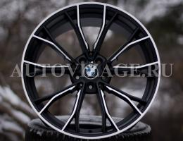 ЛИТЫЕ КОЛЕСНЫЕ ДИСКИ R20 для BMW, оригинальный стиль- 699 M