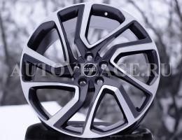 ДИСКИ В ЛИТОМ (alloy wheels), или КОВАНОМ (forged wheels) ИСПОЛНЕНИИ R20/21/22 Style 5085, 5 split-spoke для RANGE ROVER SPORT HSE DINAMIC так же в параметрах для LAND ROVER VELAR / EVOQUE
