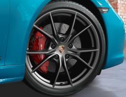 КОВАННЫЕ КОЛЕСНЫЕ ДИСКИ, Forged Wheels R19/20 для Porsche 718 Cayman / Boxster 2021