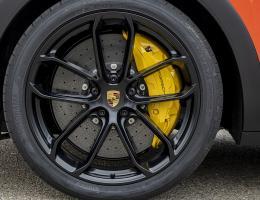 КОВАННЫЕ КОЛЕСНЫЕ ДИСКИ, Forged Wheels R20/21/22 для Porsche Cayenne Coupe /  Macan 2021