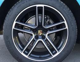 КОВАННЫЕ КОЛЕСНЫЕ ДИСКИ, Forged Wheels R20 для Porsche Macan S 2021