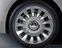 КОВАНЫЕ (forged wheels) КОЛЕСНЫЕ ДИСКИ R20/21 c ROLLS-ROYCE PHANTOM (VII, VIII) Styling 679 так же на WRAITH