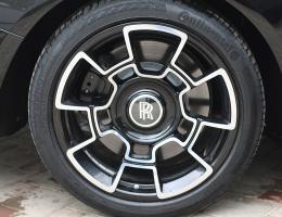КОВАНЫЕ (forged wheels) КОЛЕСНЫЕ ДИСКИ R20/21/22 c ROLLS-ROYCE WRAITH BLACK-BADGE Styling 676 так же на PHANTOM (VII, VIII), CULLINAN