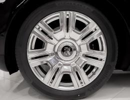 КОВАНЫЕ (forged wheels) КОЛЕСНЫЕ ДИСКИ R20/21/23/24 c ROLLS-ROYCE CULLINAN Styling 714 так же на  PHANTOM (VIII)