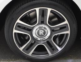 КОВАНЫЕ (forged wheels) КОЛЕСНЫЕ ДИСКИ R20/21/22 c ROLLS-ROYCE DAWN styling 615, так же на PHANTOM (VII, VIII), CULLINAN.