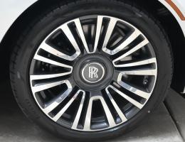 КОВАНЫЕ (forged wheels) КОЛЕСНЫЕ ДИСКИ R20/21/22 c ROLLS-ROYCE GHOST II, так же на PHANTOM (VII, VIII), CULLINAN, WRAITH.