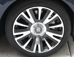 КОВАНЫЕ (forged wheels) КОЛЕСНЫЕ ДИСКИ R20/21/22 c ROLLS-ROYCE GHOST II styling 709, так же на PHANTOM (VII, VIII), CULLINAN, WRAITH