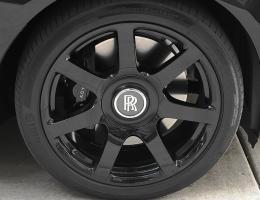 КОВАНЫЕ (forged wheels) КОЛЕСНЫЕ ДИСКИ R20/21/22 ROLLS-ROYCE CULLINAN DAWN styling 593, так же на PHANTOM (VII, VIII), CULLINAN.