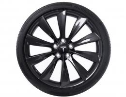 ДИСКИ КОВАНЫЕ (forged wheels) R20/21 c TESLA S модель TURBINE так же MODEL 3, Y, X