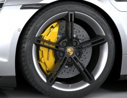 КОВАНЫЕ (forged wheels) КОЛЕСНЫЕ ДИСКИ R20/21 PORSCHE TAYCAN TURBO S так же для PORSCHE PANAMERA TURBO S