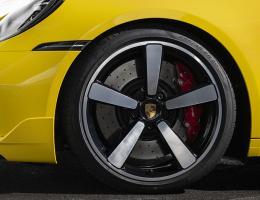 КОВАНЫЕ (forged wheels) КОЛЕСНЫЕ ДИСКИ R20/21 PORSCHE 911 (992) Targa 4s так же для PORSCHE CAYMAN