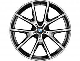 ДИСКИ R19/20 для BMW M8 (G15/G14), M7 (G11/12), M5 (G30) style 728