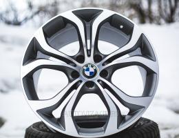 ЛИТЫЕ КОЛЕСНЫЕ ДИСКИ R20 дизайн 336-го оригинального стиля BMW.