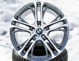 ЛИТЫЕ КОЛЕСНЫЕ ДИСКИ R20/21/22  дизайн 310-го оригинального стиля BMW.