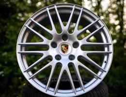 ЛИТЫЕ КОЛЕСНЫЕ ДИСКИ R20 для Porsche Cayenne S