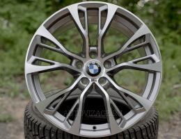 ЛИТЫЕ КОЛЕСНЫЕ ДИСКИ R20/21 дизайн 599-го оригинального стиля BMW.