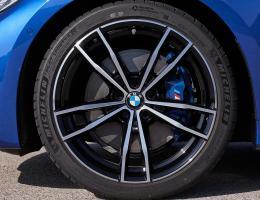 ЛИТЫЕ КОЛЕСНЫЕ ДИСКИ R18/19 для BMW, оригинальный стиль- 791M для BMW M3 G20 Competition
