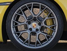 КОВАНЫЕ (forged wheels) КОЛЕСНЫЕ ДИСКИ R20/21 PORSCHE 911 (992) TURBO CABRIO так же для PORSCHE CAYMAN