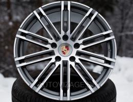 ЛИТЫЕ КОЛЕСНЫЕ ДИСКИ R20 для Porsche Cayenne Turbo S 2016 /  Macan Turbo 2016