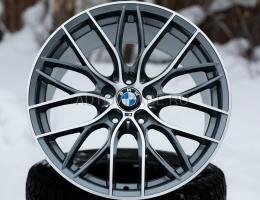 ЛИТЫЕ КОЛЕСНЫЕ ДИСКИ R19 для BMW оригинальный стиль- 405М