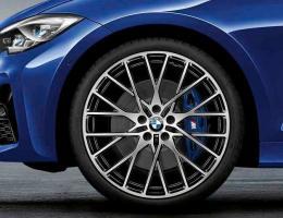 ЛИТЫЕ КОЛЕСНЫЕ ДИСКИ R19/20 для BMW, оригинальный стиль- 794M с BMW M3 G20 Competition